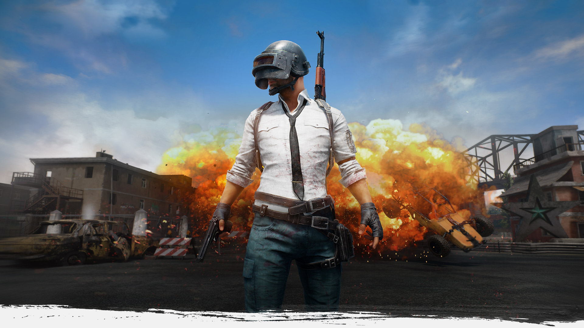Playerunknown S Battlegrounds Home: PlayerUnknown's Battlegrounds Is Coming To Android