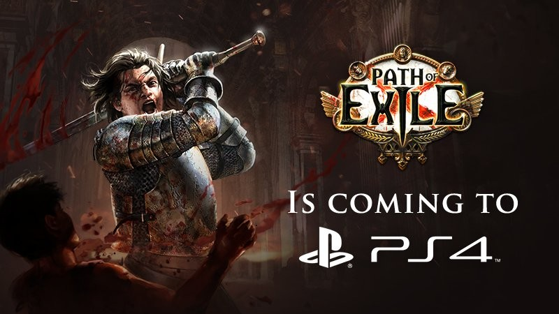 Path of Exile Arriving on PS4 This December