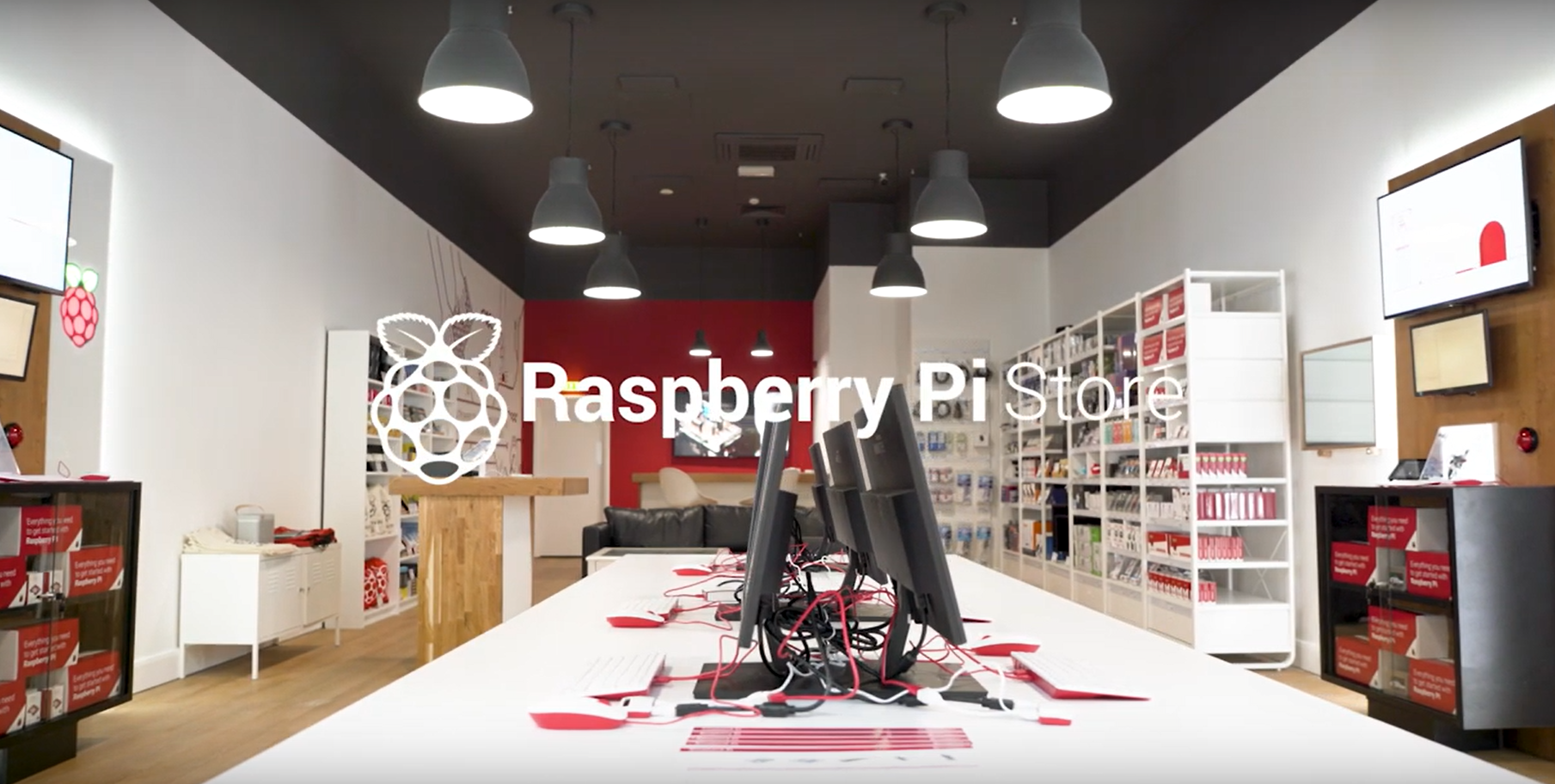 Raspberry Pi joins the brick-and-mortar brigade