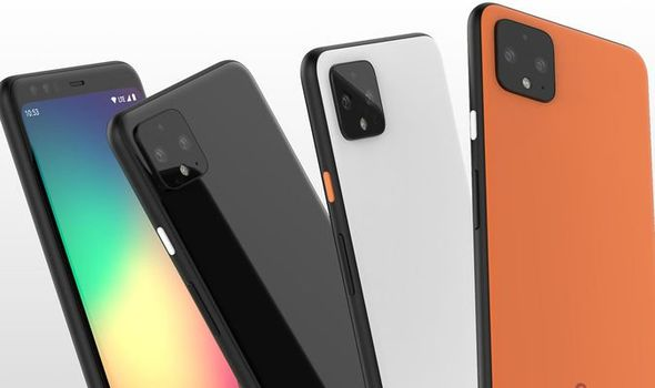 Pixel 4 phone series prices, colors leaked again