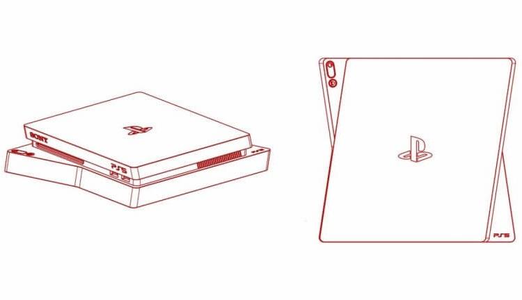 PS5LeakDesign