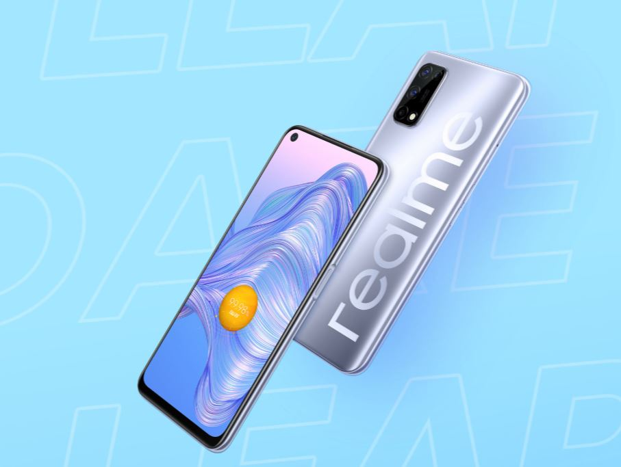 Realme V5 launched: 90 Hz display and a MediaTek Dimensity 720 starting at US$215 - Notebookcheck.net