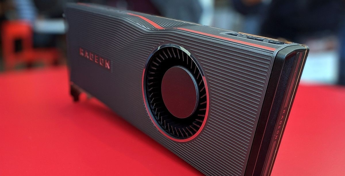 Navi 12, 14, 21, and Lite variants of AMD's latest GPU range