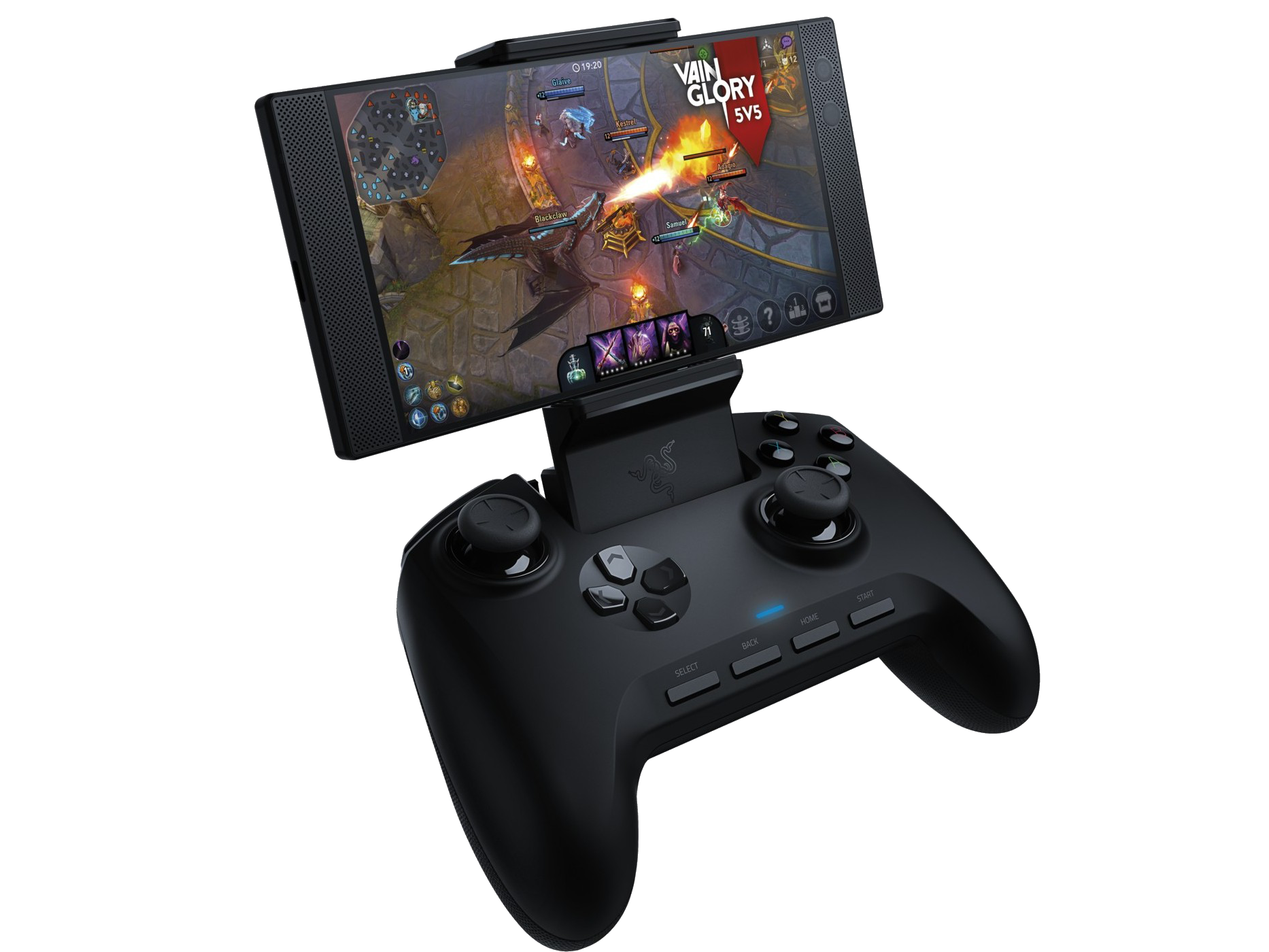 Razer Raiju Mobile Controller Review Notebookcheck Net Reviews Level up your mobile gaming performance with the razer raiju mobile gaming controller. razer raiju mobile controller review
