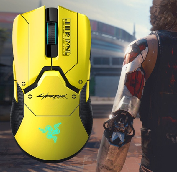 Cyberpunk 2077-themed Razer Viper Ultimate wireless gaming mouse now  official - NotebookCheck.net News