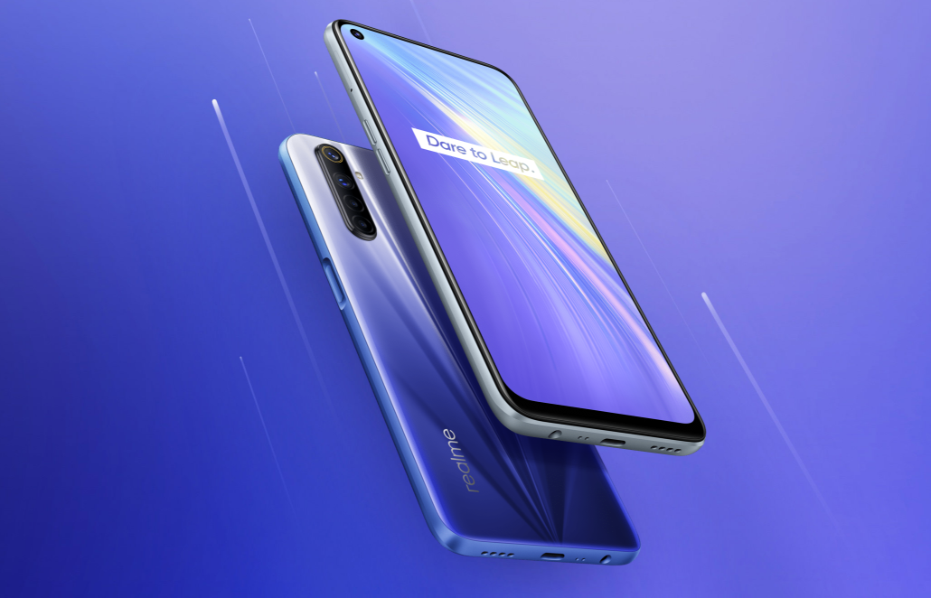 Realme finally releases its $20 Xiaomi Mi Band competitor