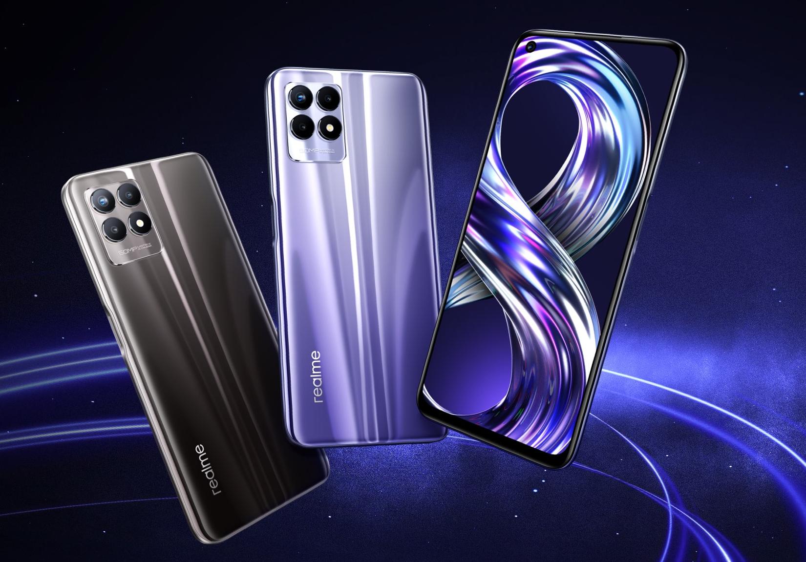 Realme 8i ಮತ್ತು Realme 8s 5G