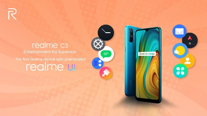 The Realme C3 is to be the first phone to rock the new Helio G70 gaming SoC - Notebookcheck.net