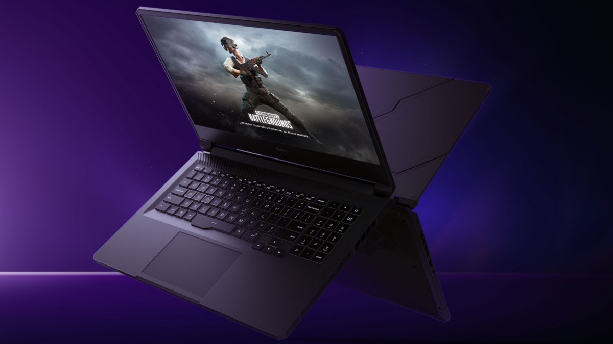 Xiaomi Unveils The Redmi G A Gaming Laptop With A 16 1 Inch And 144 Hz Display Notebookcheck Net News