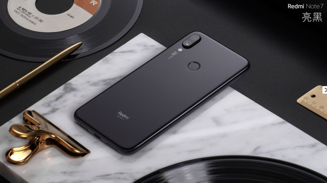 Xiaomi Launches The Redmi Note 7 With A Teardrop Notch 48 Mp