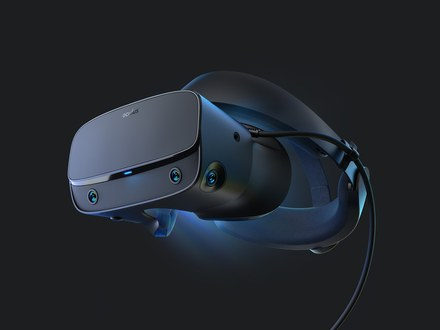 b99623fd8440 ... VR headsets. The new Oculus Rift S is an iterative improvement over the  original. (Source