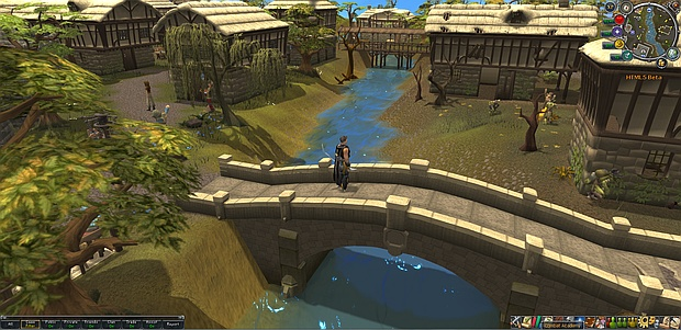 RuneScape for mobile coming in 2018