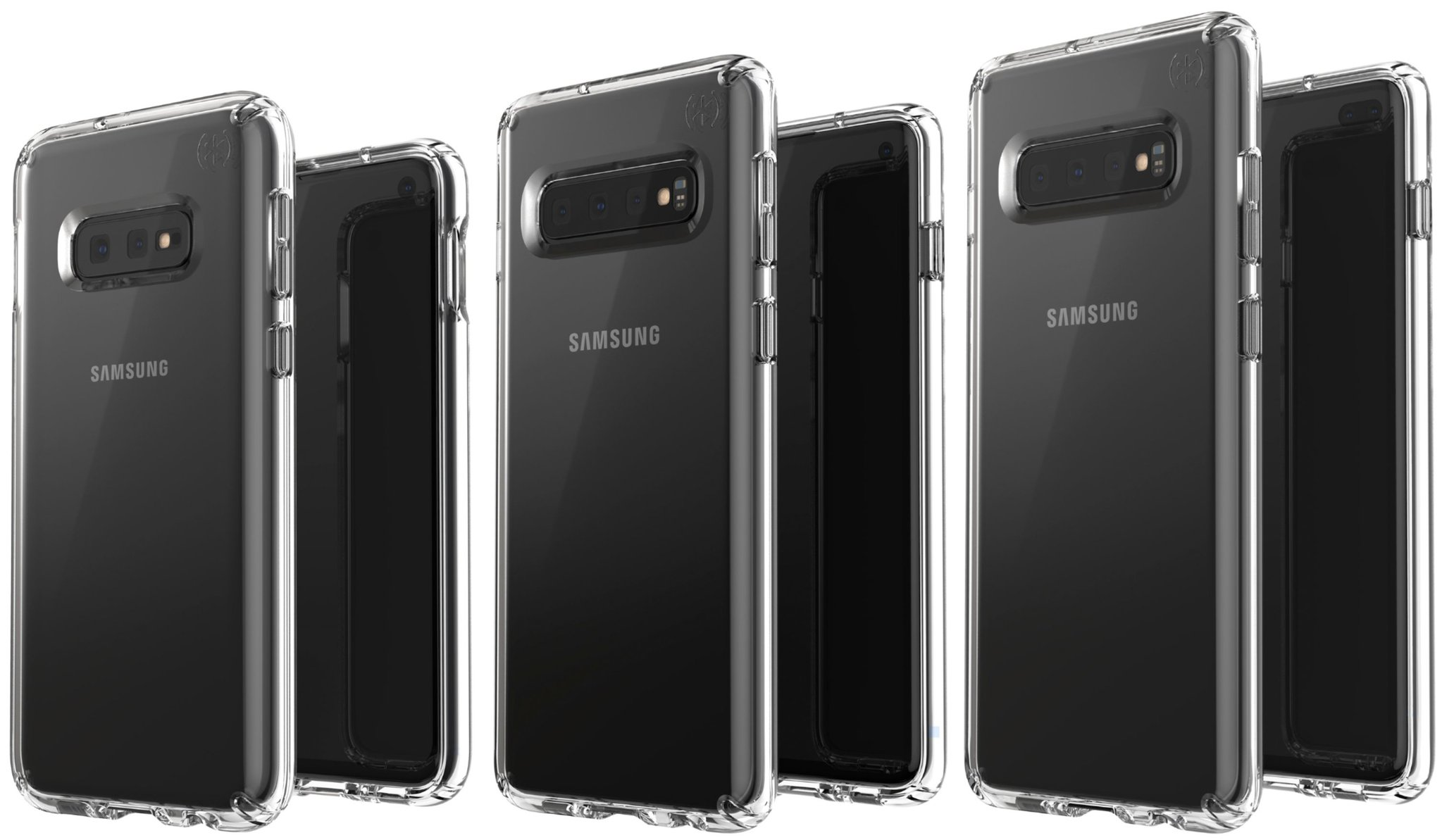 Samsung Galaxy S10 leaks: Image of the S10E, S10 and S10 ...
