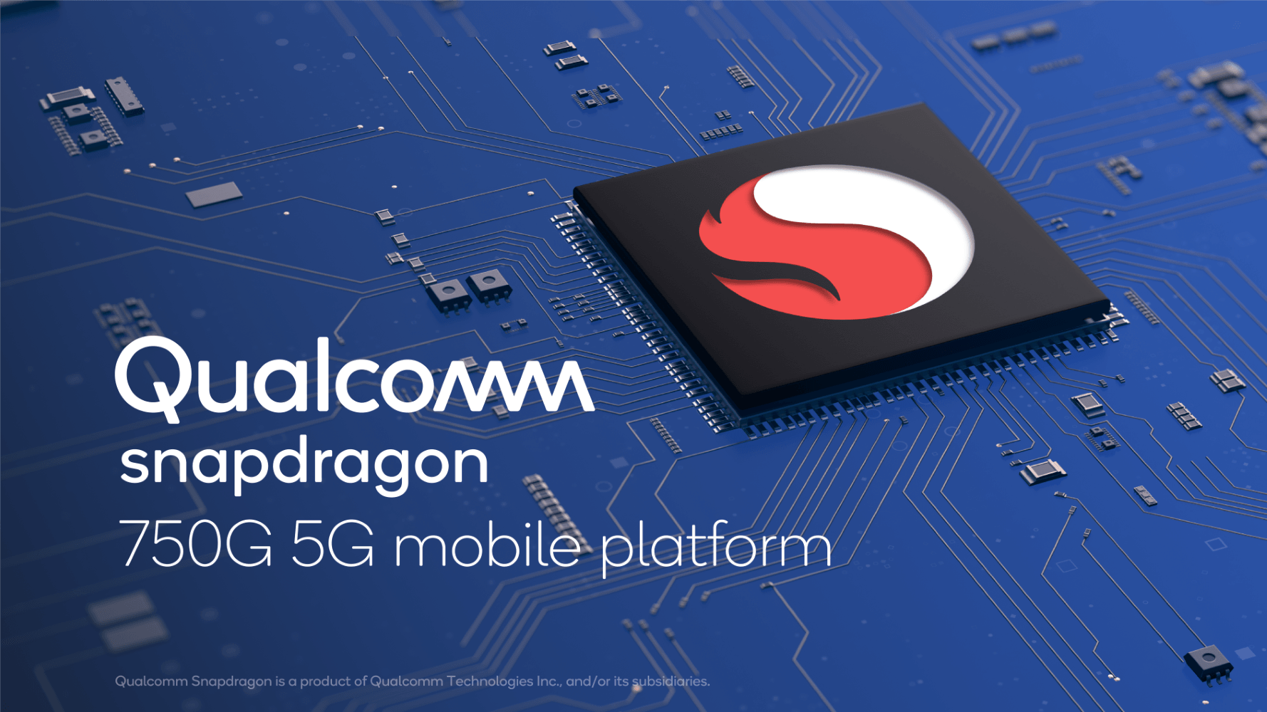 Qualcomm announces Snapdragon 750G processor with up to 20% improvement over 730G