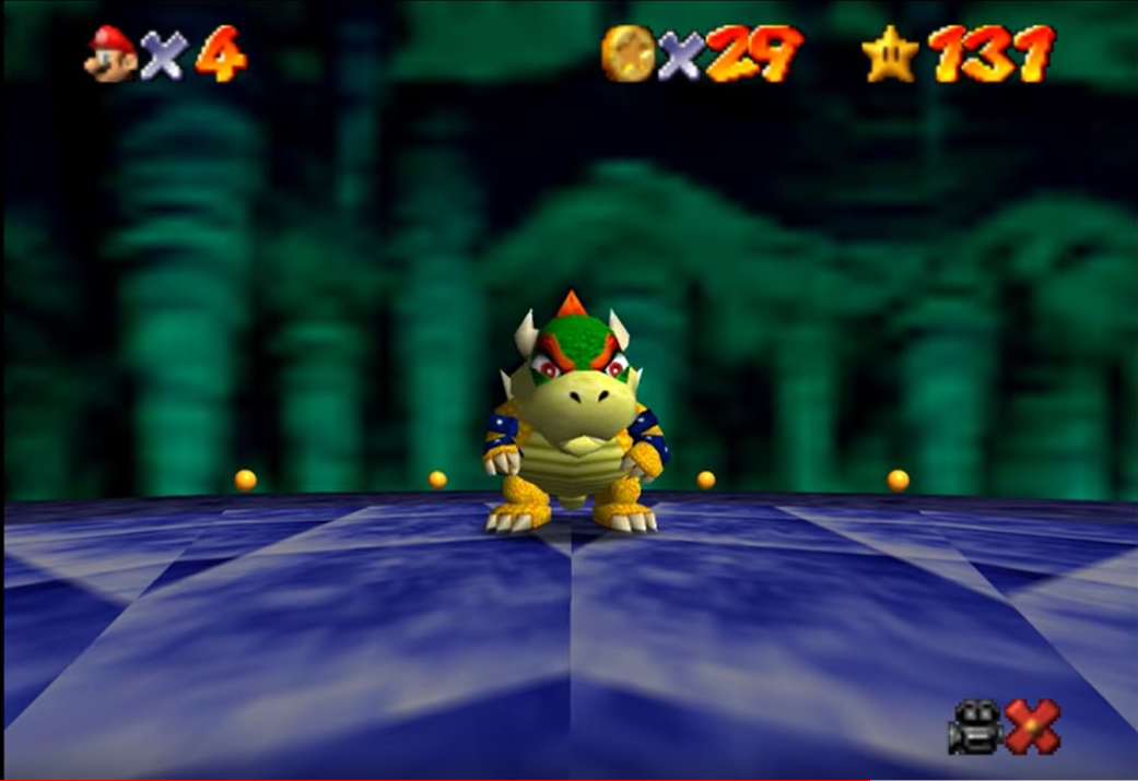 New first-person ROM hack of Super Mario 64 is the closest