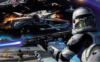 Multiplayer for Star Wars: Battlefront 2 (2005) is back online