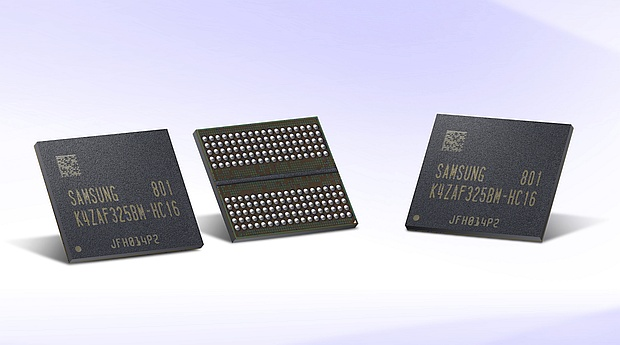 Samsung jumps ahead of its competition with faster GDDR6 memory