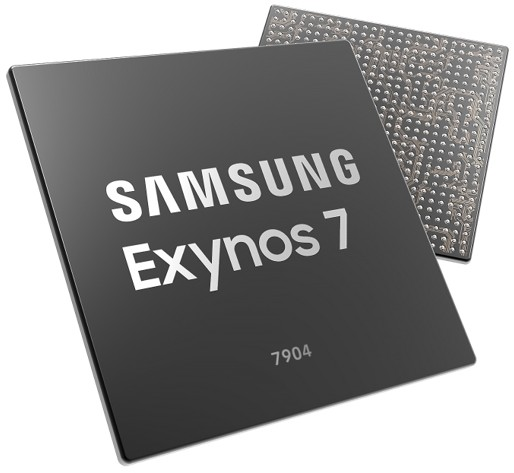 Samsung announces the Exynos 7 Series 7904 SoC