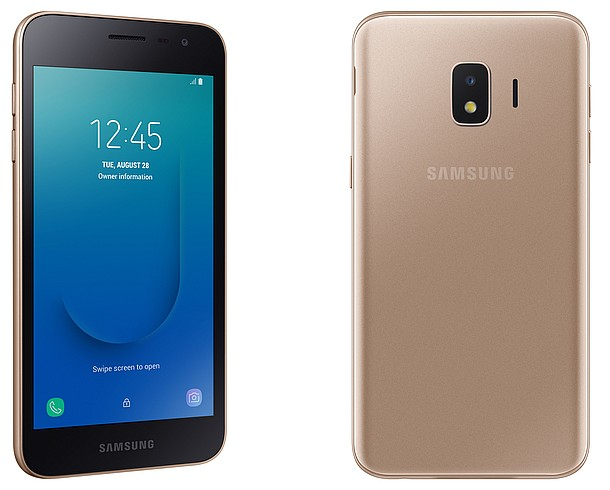 Samsung Galaxy J4 (2018) with Android Pie gets certified