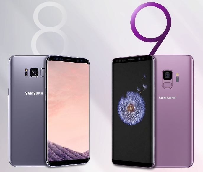 The Samsung Galaxy S9 Is Mostly The S8 With A Better
