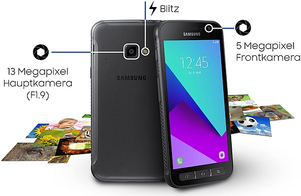 Samsung galaxy xcover 4 launches in europe news - Samsung dive galaxy s3 ...