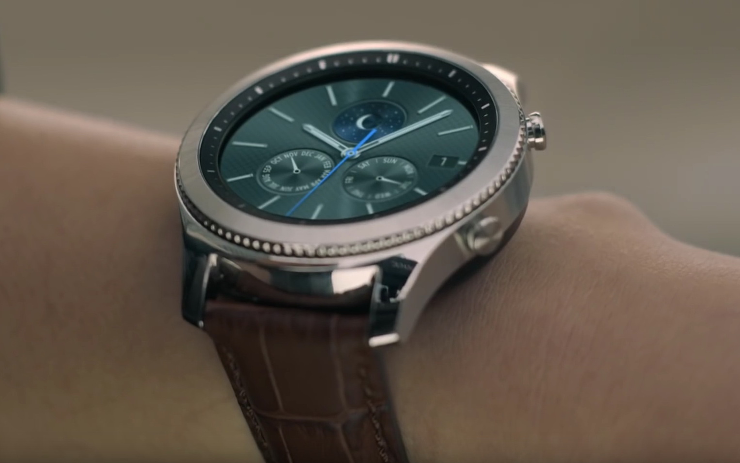 Samsung Gear S3 gets major update