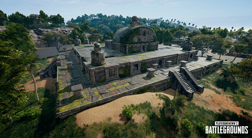 the landscape for pubg s latest map has a southeast asia influence to it - fortnite kotaku review