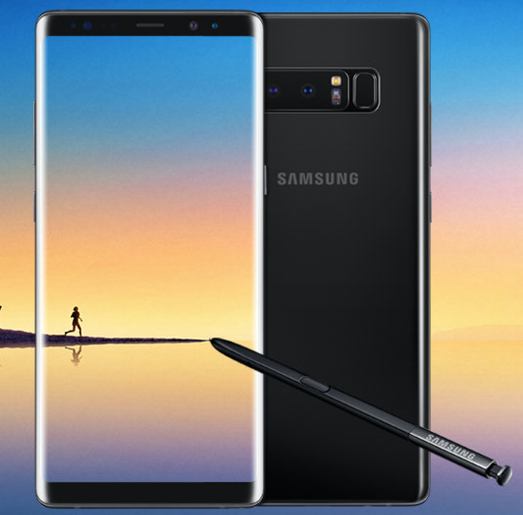 The Galaxy Note 8 packs Samsung's latest battery technology