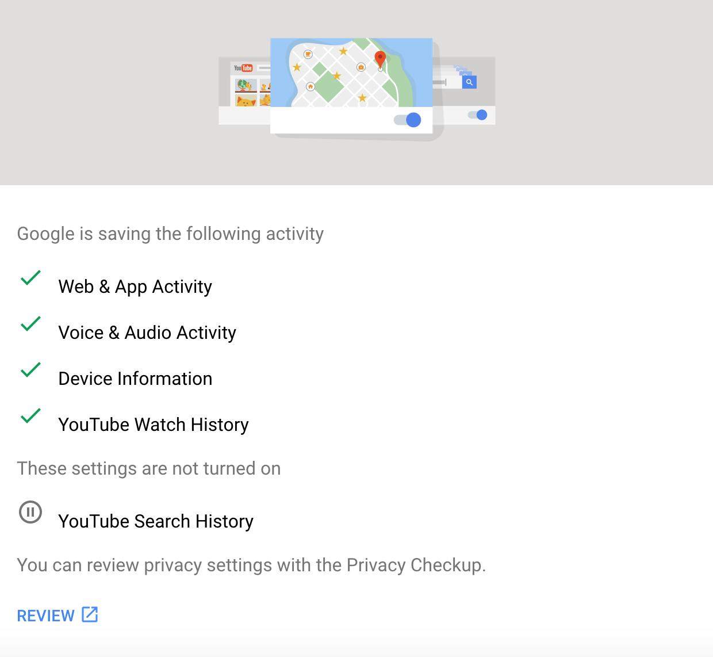 Google 'My Activity' is far scarier than Duplex - NotebookCheck net News