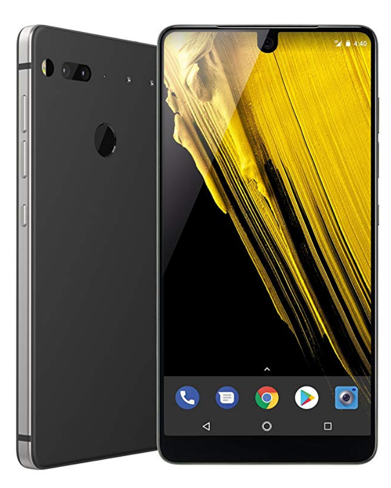 Essential Phone notch options experience a notch in availability