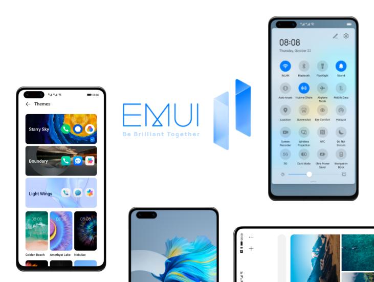 Huawei announces EMUI 11 upgrade plans for nine regions - Notebookcheck.net