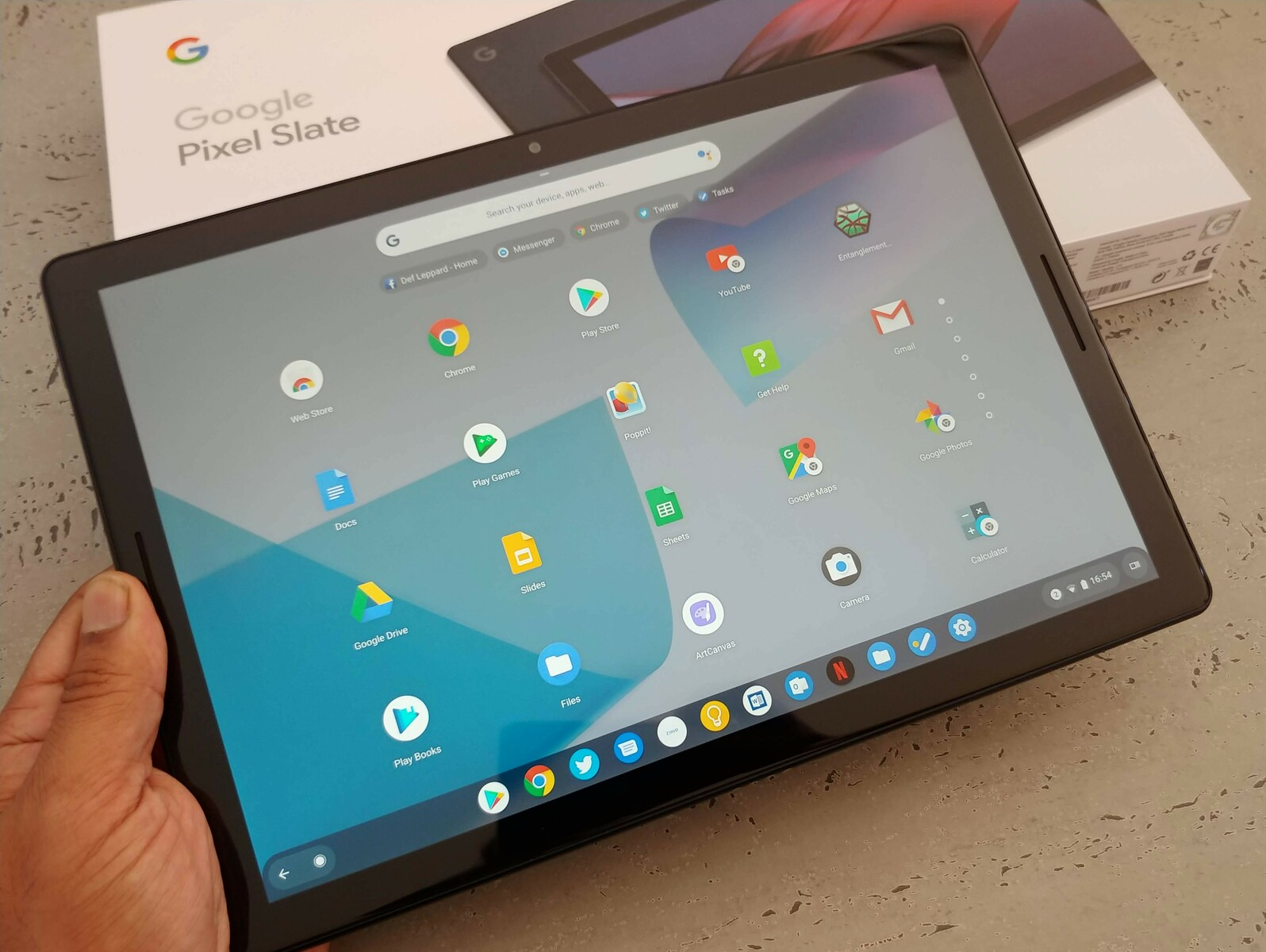 Google reportedly shifting employees away from tablet, laptop division