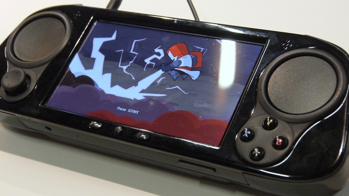 Smach Z Handheld Gaming Pc Reaches Kickstarter Goal