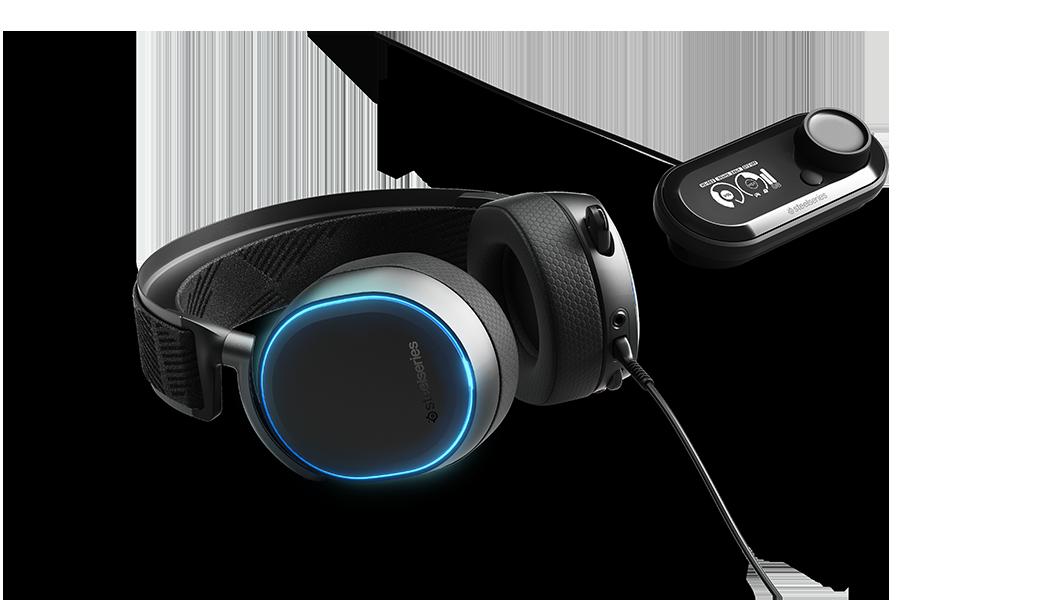 c1bb945de1b SteelSeries Arctis Pro + GameDAC gaming headset (Source: SteelSeries)