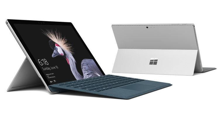 Microsoft offers new Surface Pro configuration