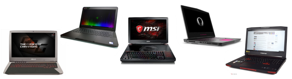 The 10 Best Gaming Laptops For Late 2017 Notebookcheck Net Reviews