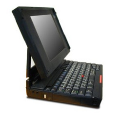 The ThinkPad 360P was an early convertible laptop.