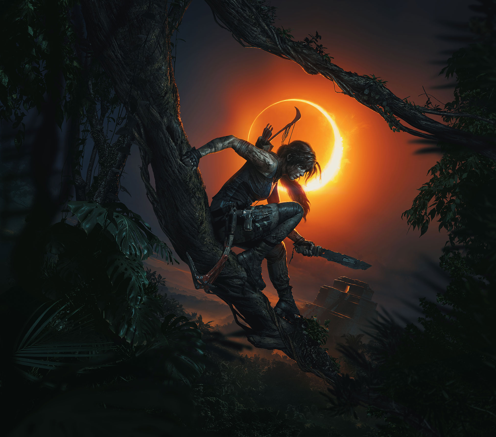 Shadow Of The Tomb Raider Wallpaper: Shadow Of The Tomb Raider Gets A Full Reveal