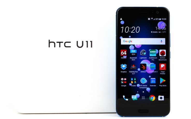 HTC U11 Plus with Bezel-less Display to Launch in November