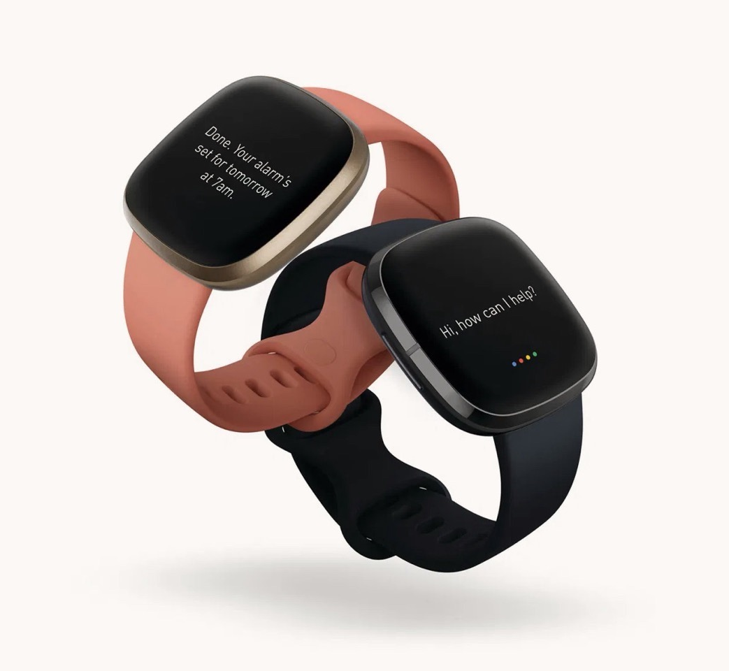 Fitbit brings Google Assistant and better SpO2 tracking to its newest watches