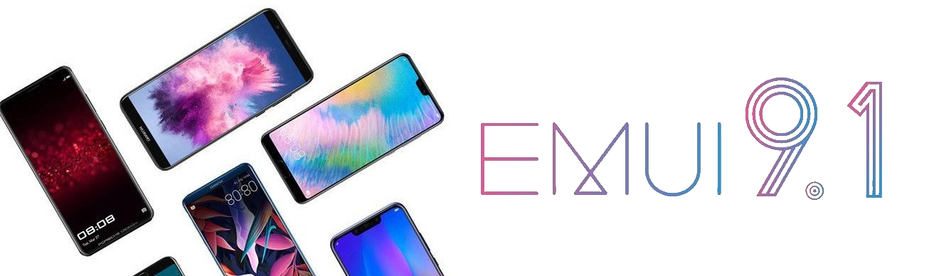 Huawei announces EMUI 9 1 roadmap for the end of Q2 and Q3