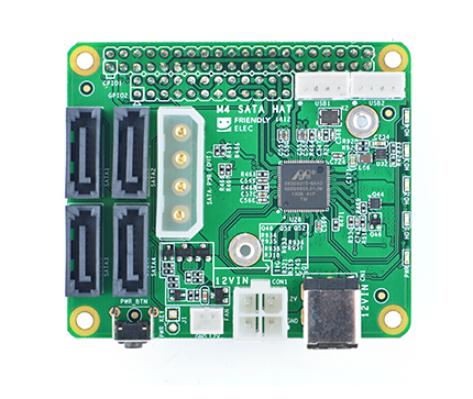 FriendlyElec NanoPi M4: The Raspberry Pi alternative can now be used