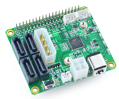 FriendlyElec NanoPi M4: The Raspberry Pi alternative can now
