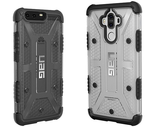 brand new 783af a741d Urban Armor Gear Plasma Series cases for Huawei P10 and Mate 9 now ...