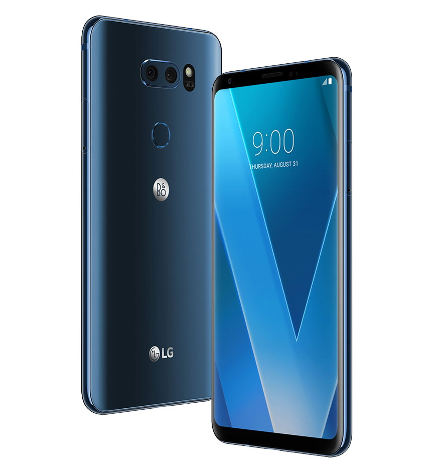 LG V30 Android 9 0 Pie update goes live in 9 countries, and