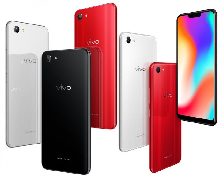 Vivo launches the Y83, the first Helio P22-powered