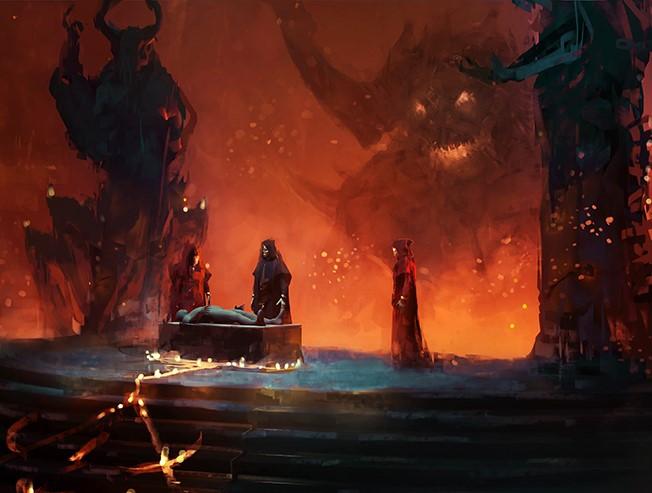 Diablo IV Dev Update Goes Into Detail on Open World Gameplay