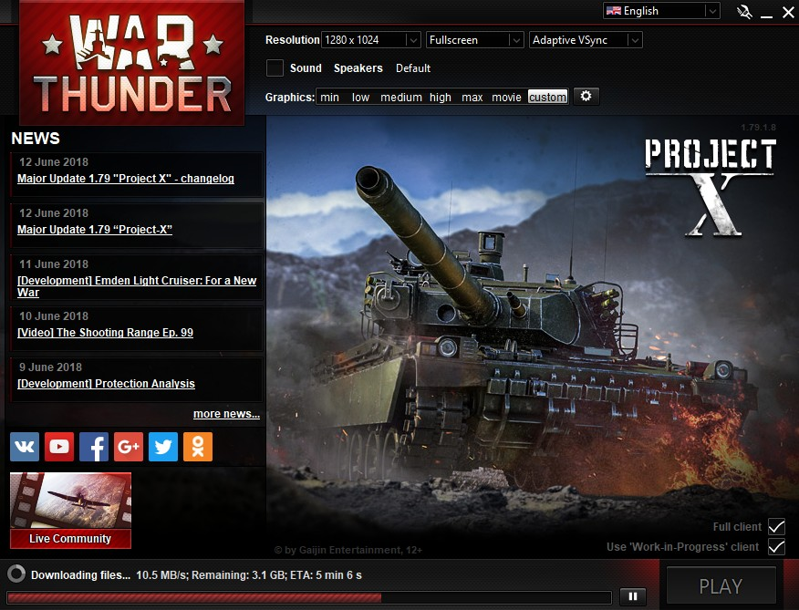 war thunder 1 79  u0026quot project x u0026quot  is now live  xbox one release coming soon