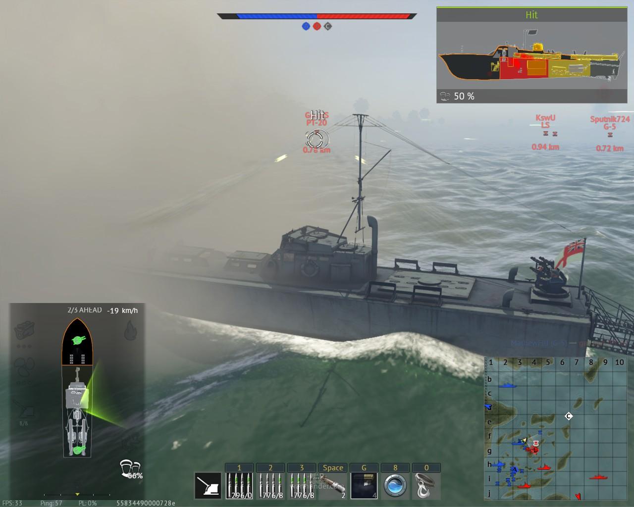 warthunder naval forces