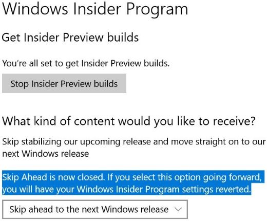 Your feedback is helping shape Windows privacy